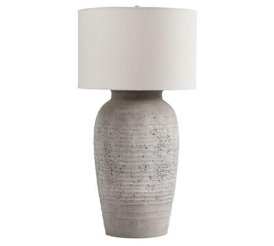 Maddox Terra Cotta Table Lamp Lamp Large Table Lamps Small Table Lamp
