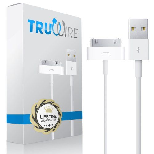Truwire 30 Pin to USB cable for iPhon... for only $5.99