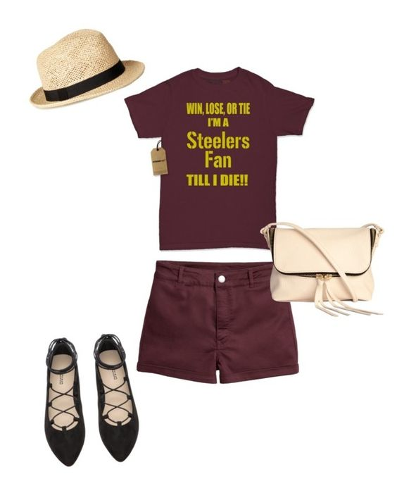"""""""you must have this"""" by expressiontees ❤ liked on Polyvore featuring H&M"""