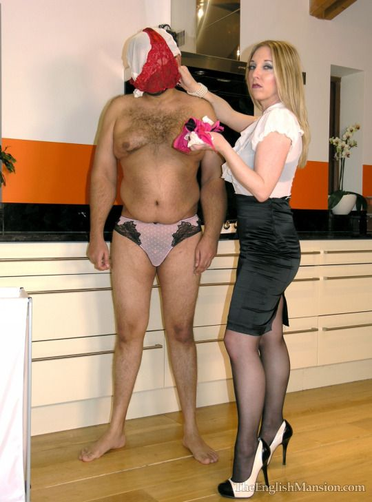 Fetish tgp blindfold