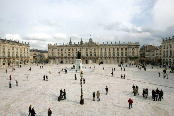 Nancy- France