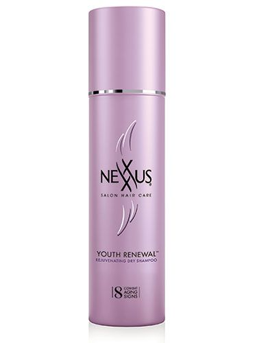 Nexxus Youth Renewal Rejuvenating Dry Shampoo...I've been looking for a good dry shampoo...I might try this one~