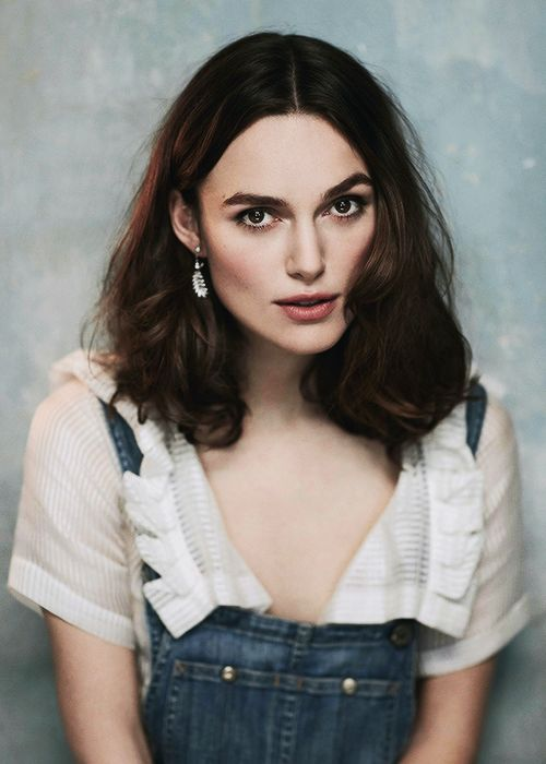 Keira Knightley for Coco Mademoiselle by Emily Hope: