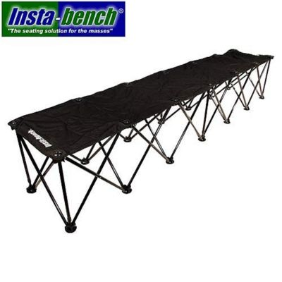 Insta Bench 6 Seater Bench Black Benches Products I Love Pinterest Black Bench