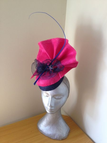 Fifi - LEAH CASSIDY #HatAcademy #Millinery #hats