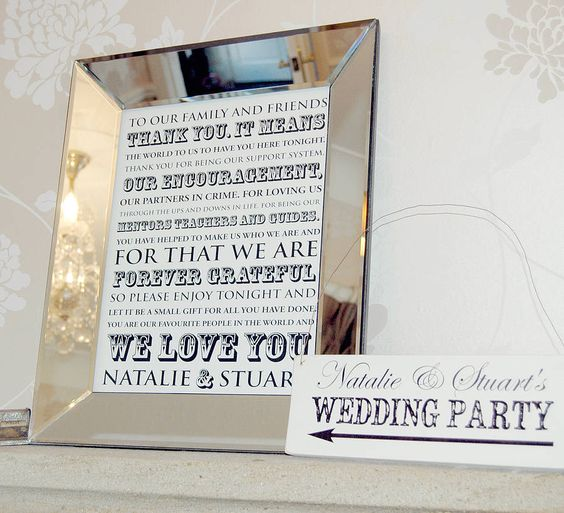 Wedding Thank You Etiquette No Gift: Thank You Wedding Wording No Gift