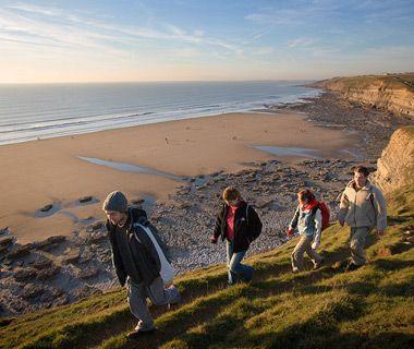 Wales 870-Mile-Long Coastal Path: Walking Path, Travel Bucket, 870 Miles, Miles Coastal, Mile Walking