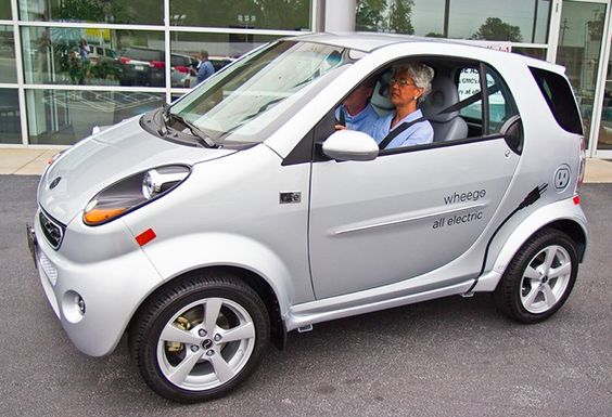2 Seater Electric Cars In India