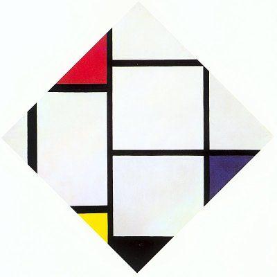 De Stijl - Piet Mondriaan
