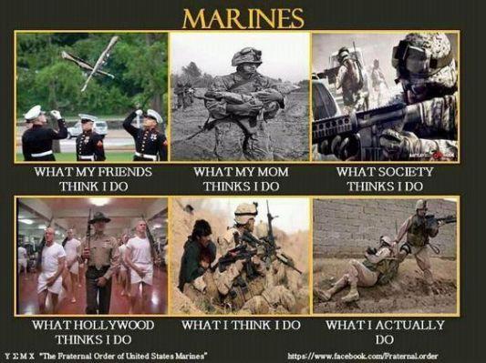 Marine Memes My Marine And Memes Marine Memes Marines Funny Marine Quotes