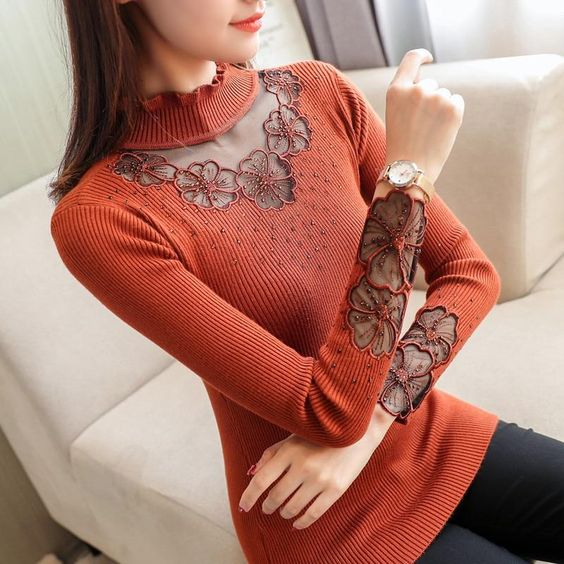 52 Elegant Spring Blouses Trending Now outfit fashion casualoutfit fashiontrends