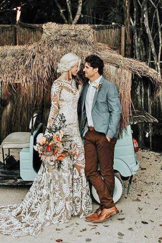 Mens Wedding Attire For Beach Celebration ★ pants with hakkie grey jacket white shirt mens wedding attire brooketaelorphoto