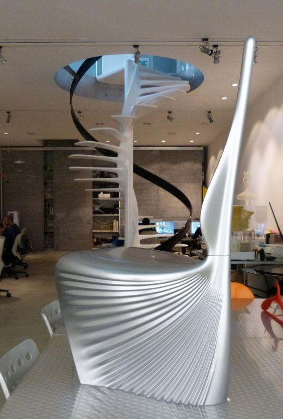 BIOPHILIA Collection By Ross Lovegrove For VONDOM | Đồ Nội Thất | Pinterest  | Staircases