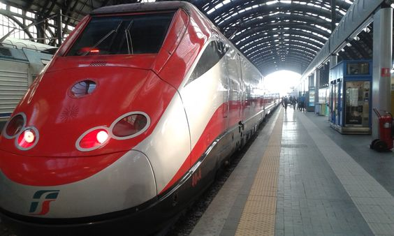 Freccia Rossa a Milano