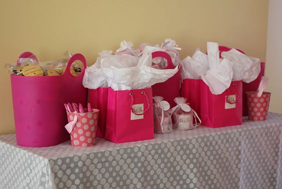 Baby Shower Favors: