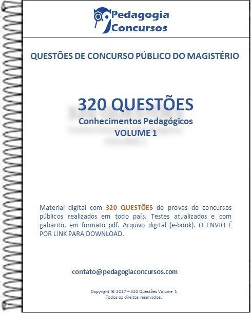 Conhecimento Pedagogicos Questoes De Concurso Concursos