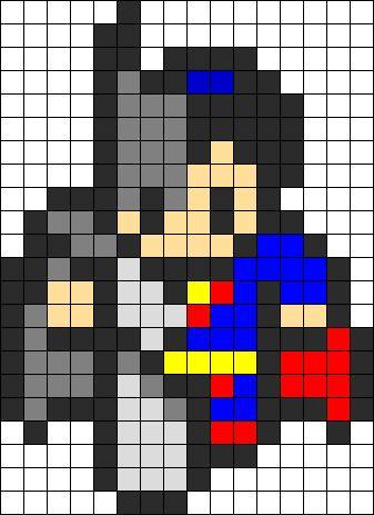 batman vs superman pixel - photo #20