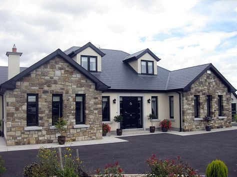 House Plans Ireland Bungalow Ideas For 2019 In 2020 Dormer House House Designs Ireland House Designs Exterior