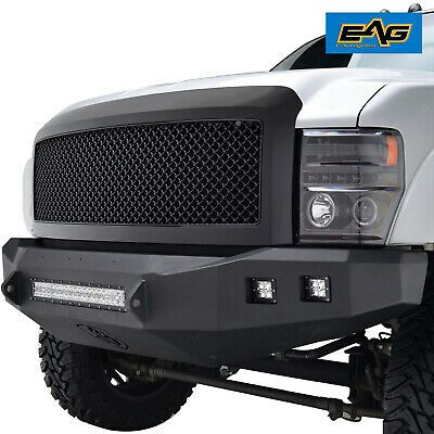Details About Eag Replacement Grille Front Hood Upper Grill Fit 08