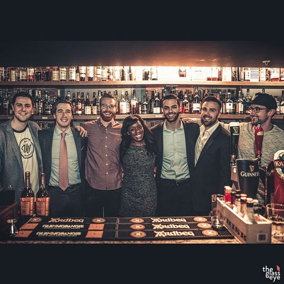 Thanks to everyone who came out and spread the #Wisemen word at last months #thirdthursday. We look forward to seeing everyone again at this weeks #SocialWhisky.  Photos by: @theglasseye_ca