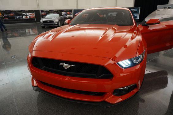 OG | 2015 Ford Mustang Mk6 | Prototype