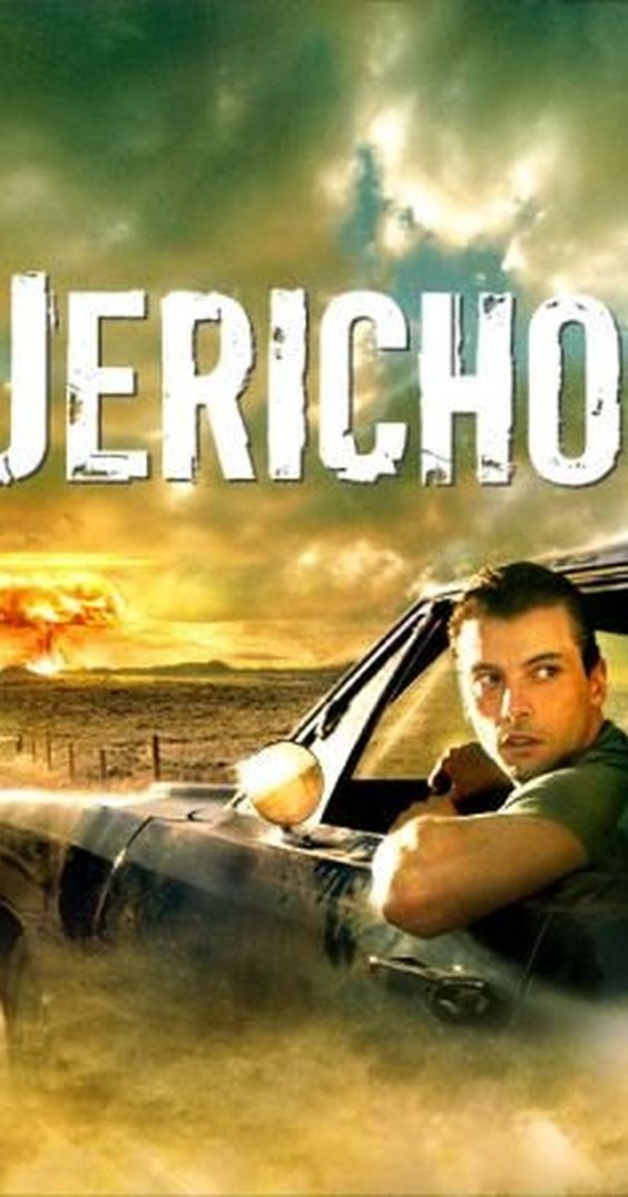 Created by Stephen Chbosky, Josh Schaer, Jonathan E. Steinberg.  With Skeet Ulrich, Lennie James, Ashley Scott, Kenneth Mitchell. A small town in Kansas is literally left in the dark after seeing a mushroom cloud over near-by Denver, Colorado. The townspeople struggle to find answers about the blast and solutions on how to survive.