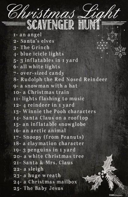 Best Diy Games Families Christmas Traditions 34 Ideas #diy #games