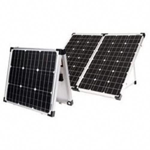 Go Power Gppsk120 120w Portable Folding Solar Kit In 2020 Portable Solar Panels Solar Panels Best Solar Panels