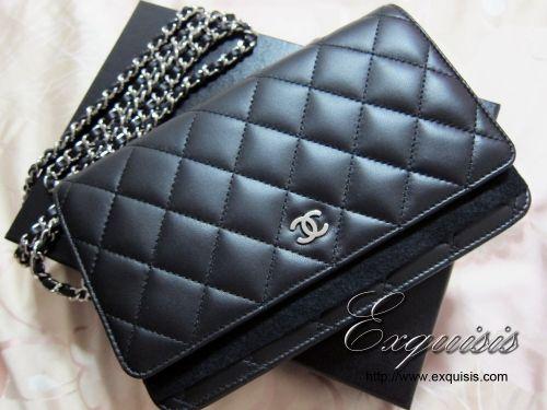 Chanel WOC Lambskin