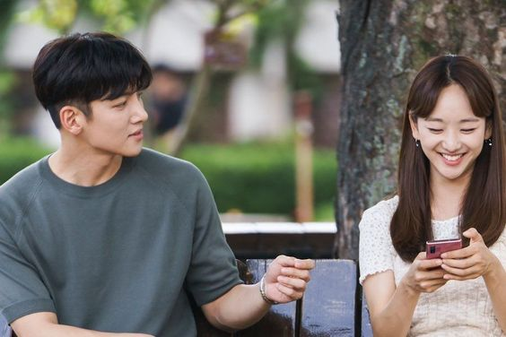 "Ji Chang Wook And Won Jin Ah Tease Blooming Romance In ""Melting Me Softly"""