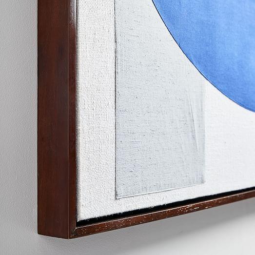 Pieced Fabric Wall Art Blue Fabric Wall Fabric Wall Art Cool Walls