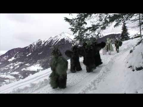 Short (but adorable!) Krampus and Nikolaus video.