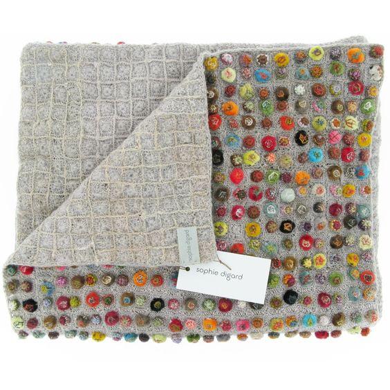 Sophie Digard scarves: