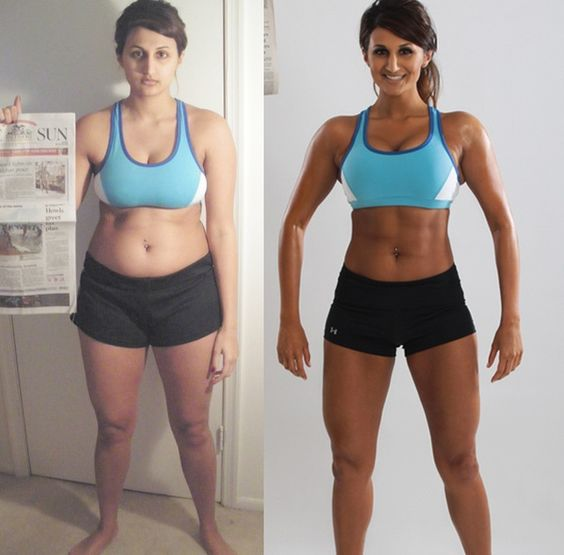 And so can you with the best Fat Loss plan there is…..!