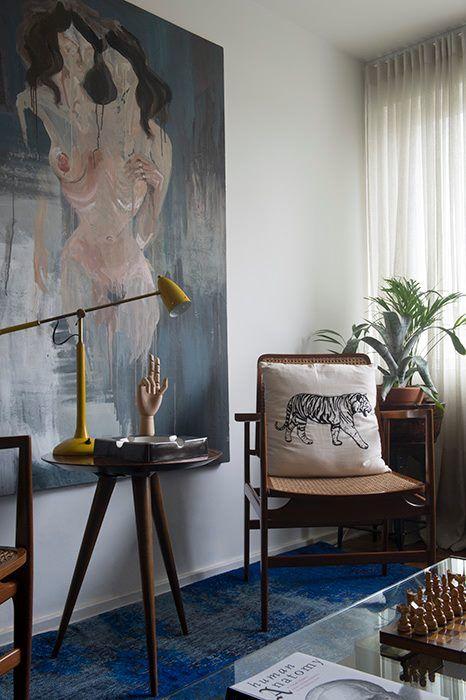 Detalhes - projeto residencial de RF Design de Interiores