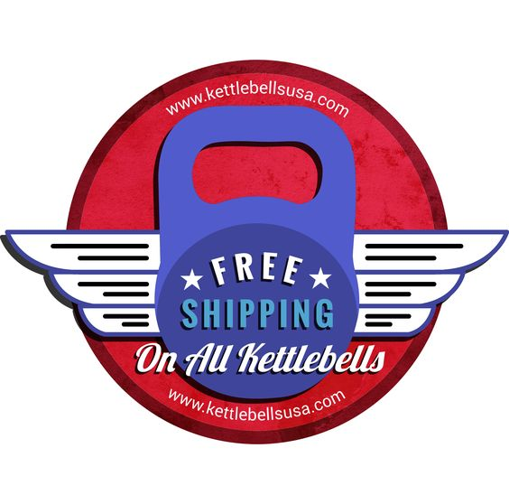 Kettlebells Always Ship for FREE to the lower 48 states at Kettlebells USA®! https://www.kettlebellsusa.com  #kettlebell #kettlebells #freeshipping #kettlebellsusa #kettlebellsport #crossfit #strengthmatters #strongfirst #ikff #alldaystrong #weightlifting