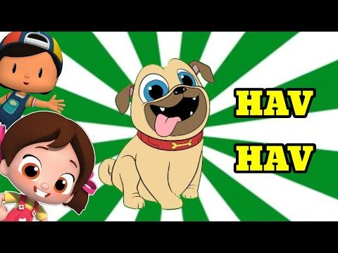 Kopegim Hav Hav Der Pepee Niloya Ile Animasyonlu Cizgi Film Sarki Nursery Rhymes Kids Song For Youtube Sarkilar Film Cizgi Film