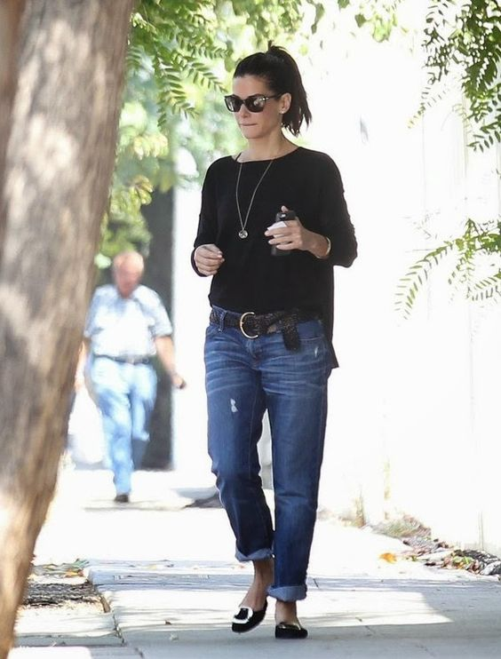 Copie os looks de Sandra Bullock (Miss Simpatia) - Get the look