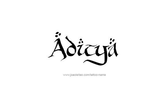 Aditya Name Tattoo Designs Name Tattoo Designs Name Tattoos Name Tattoo