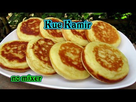 Resep Kue Kamir Tape Singkong Empuk Dan Enak Youtube Resep Kue Resep Makanan