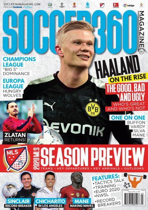 Soccer 360 March April 2020 In 2020 Soccer Events Soccer Sports Magazine
