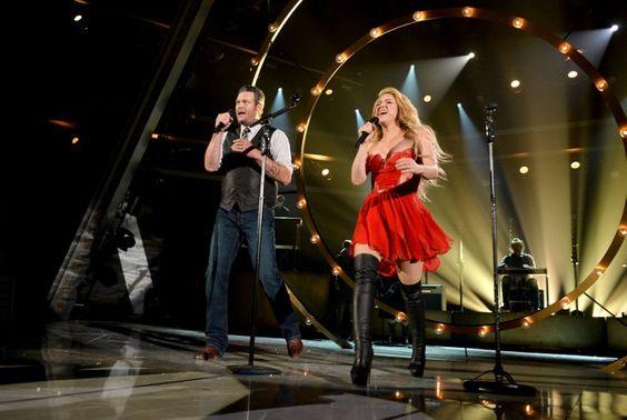 Pin for Later: Country-Stars verwandeln die ACMs in ein großes Familientreffen