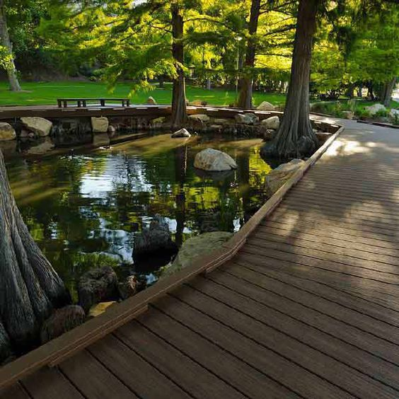 A pond ponds and backyard retreat on pinterest for Garden pond unlimited