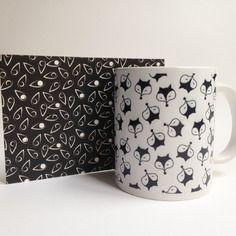 """Mug collection """"marre des renards"""" Cam LE MAC'"""