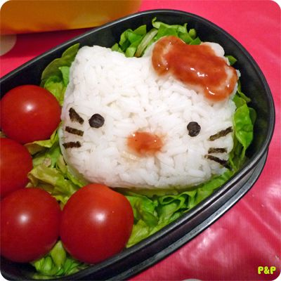 Onigiri Kitty / Pimp and Pomme