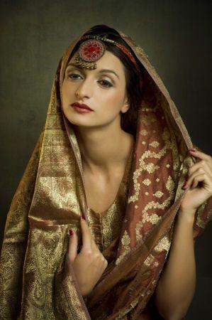 Indiase schoonheid