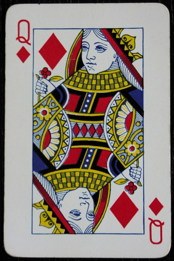 The Queen Of Diamonds - Meanings And