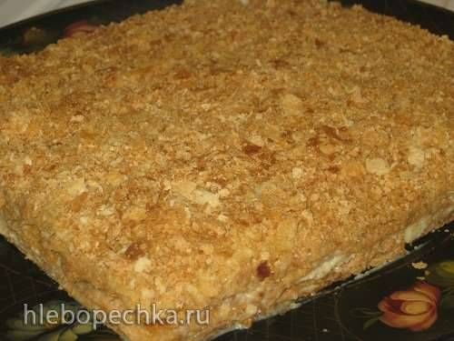 Тесто для наполеона в хлебопечке
