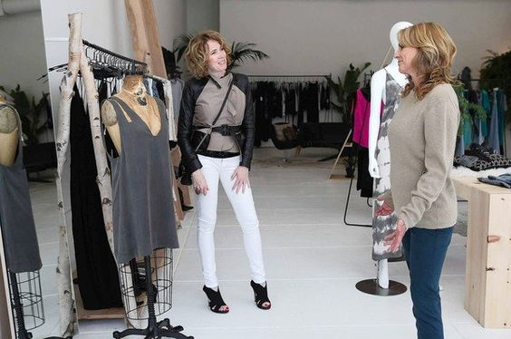 How to fashion a new wardrobe with recycled and upcycled clothing items.