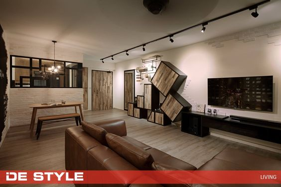 Hdb 5 room design ideas interior design singapore for Interior design styles singapore